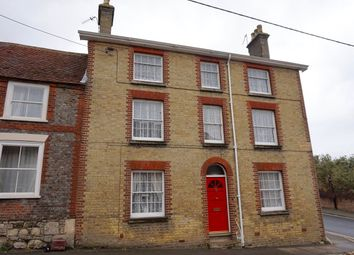 Thumbnail 5 bedroom end terrace house for sale in Carisbrooke High Street, Newport