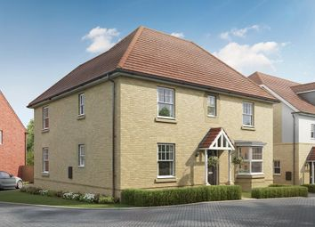 "Thumbnail 4 bed detached house for sale in ""Belchamps"" at Lower Road, Hullbridge, Hockley"