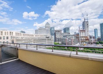 Thumbnail 2 bed flat to rent in Berkeley Tower, Westferry Circus, Canary Wharf