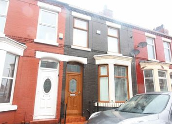 Thumbnail 3 bedroom terraced house for sale in Tiverton Street, Wavertree, Liverpool