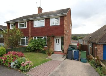 Thumbnail 3 bed semi-detached house to rent in Robinson Road, High Wycombe