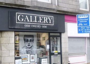 Thumbnail Retail premises to let in Holburn Street, Aberdeen