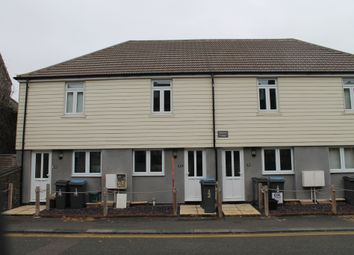 Thumbnail 3 bed flat to rent in London Road, Dover