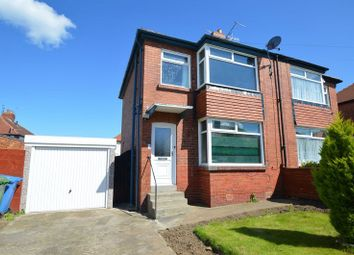 Thumbnail 2 bed semi-detached house for sale in Greylands Park Drive, Scarborough
