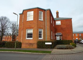 Thumbnail 2 bed flat for sale in Knowle, Fareham, Hampshire