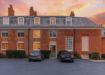 Thumbnail 3 bed flat for sale in The Coach House, Balls Park, Hertford
