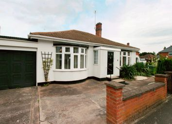 Thumbnail 2 bed detached bungalow for sale in Cyril Street, Braunstone Town, Leicester