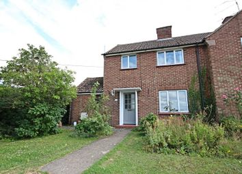 Thumbnail 2 bed end terrace house to rent in Barnfield, Hatfield Broad Oak, Herts
