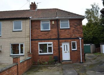 Thumbnail 3 bed semi-detached house to rent in Portholme Drive, Selby