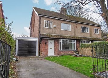 Thumbnail 3 bed semi-detached house for sale in Dunkirk Lane, Leyland