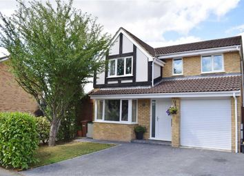 4 bed detached house for sale in Knight Close, Chippenham, Wiltshire SN15