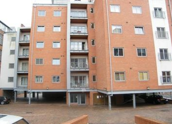 Thumbnail 2 bed flat to rent in The Annexe, Junior Street, Leicester