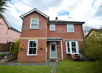 Thumbnail 3 bed detached house for sale in Poslingford, Sudbury, Suffolk