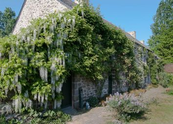 Thumbnail 5 bed cottage for sale in Brittany, Cotes D'armor, Nr Le Gouray