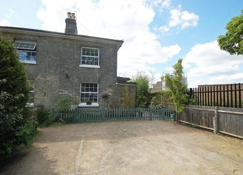 Thumbnail 3 bed semi-detached house for sale in Water Works Cottages, Upper Sunbury Road, Hampton
