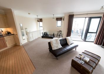 Thumbnail 2 bed flat to rent in Apartment 1, The Pinnacle, The Ropewalk, Nottingham