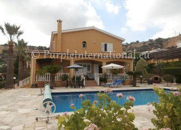Thumbnail 5 bed villa for sale in Rasierou, Peyia, Cyprus