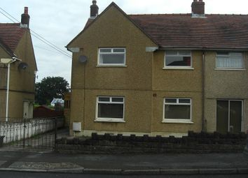 Thumbnail 2 bedroom semi-detached house for sale in Llewellyn Road, Penllergaer, Swansea