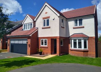 Thumbnail 5 bed detached house for sale in Green Meadow Rise, Chester