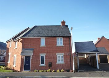 Thumbnail 3 bed semi-detached house to rent in Babbage Lane, Biggleswade