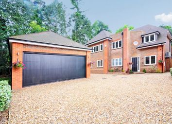 Thumbnail 6 bed detached house to rent in Bracken Hill Close, Northwood