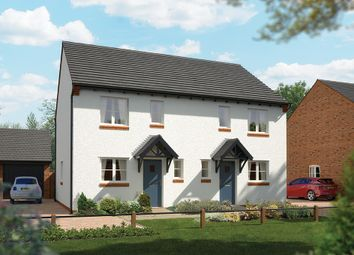 "Thumbnail 2 bed semi-detached house for sale in ""The Radford"" at Southam Road, Radford Semele, Leamington Spa"