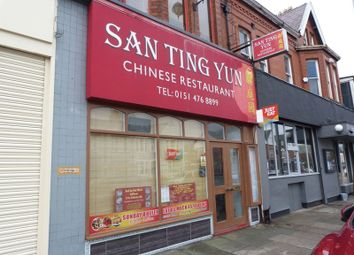 Thumbnail Commercial property for sale in Crosby Road North, Waterloo, Liverpool