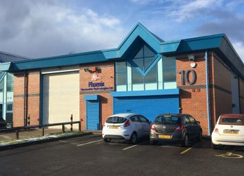Thumbnail Industrial to let in Unit 10, High Carr Business Park, Decade Close, Newcastle-Under-Lyme
