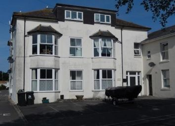 Thumbnail 2 bed flat for sale in Weston Road, Portland, Dorset
