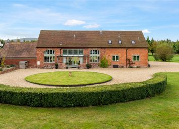 Thumbnail 4 bed barn conversion for sale in Willow Bank Barn, Little Comberton, Pershore, Worcestershire