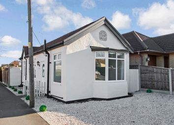 Thumbnail 2 bed detached bungalow for sale in Trinity Road, Rayleigh, Essex