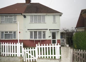 Thumbnail 2 bed semi-detached house for sale in Gladstone Road, Spencer, Northampton