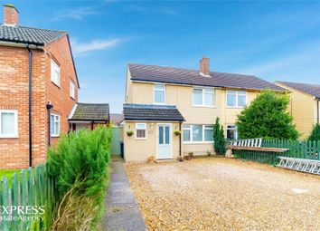 Thumbnail 3 bed semi-detached house for sale in Macaulay Avenue, Great Shelford, Cambridge