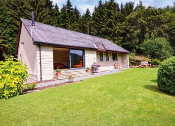 Thumbnail 3 bed detached house for sale in Aldclune, Pitlochry, Perthshire