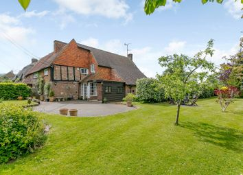 Thumbnail 3 bedroom semi-detached house for sale in The Village, Alciston, East Sussex