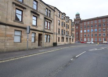 Thumbnail 1 bed flat for sale in Kilnside Road, Paisley, Renfrewshire