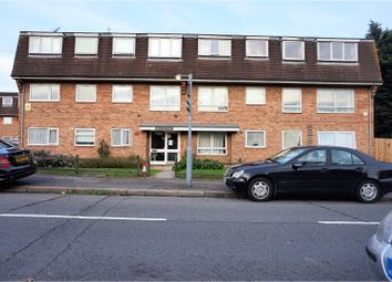 Thumbnail 2 bed flat for sale in Bawdsey Avenue, Ilford