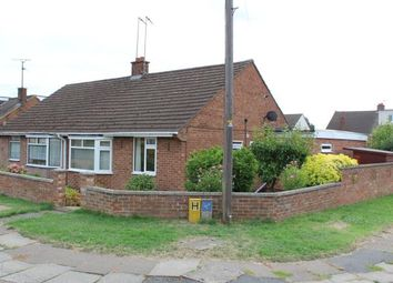 Thumbnail 3 bedroom bungalow for sale in Quantock Crescent, Duston, Northampton, Na