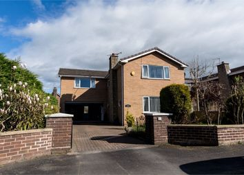 Thumbnail 4 bed detached house for sale in Belle Vue Lane, Guilden Sutton, Chester, Cheshire