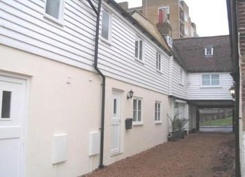 Thumbnail 1 bed mews house to rent in Union Street, Maidstone