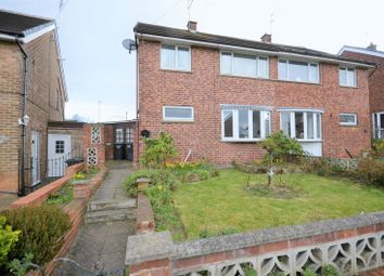 Thumbnail 3 bed semi-detached house for sale in 24 Derwent Road, Rotherham