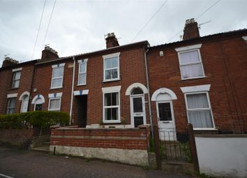 Thumbnail 2 bed terraced house to rent in Junction Road, Norwich