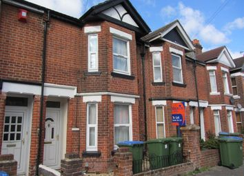 Thumbnail 3 bed terraced house to rent in Malmesbury Road, Southampton, Hampshire