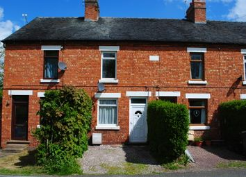 Thumbnail 2 bed terraced house to rent in Springfield Cottages, Hospital Lane, Market Drayton