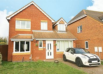 Thumbnail 3 bed detached house for sale in Provence Road, Huntingdon