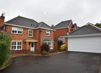 Thumbnail 4 bedroom detached house for sale in Haggs Meadow, Warndon, Worcester