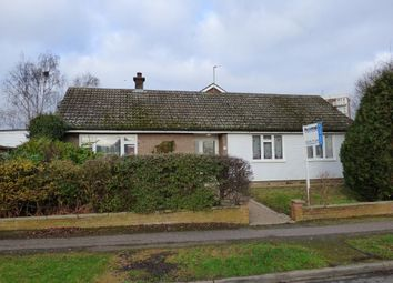 Thumbnail 3 bed detached bungalow for sale in Conway Crescent, Bedford