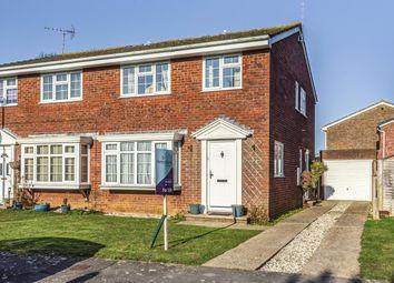Pinehurst Park, Aldwick, Bognor Regis PO21. 4 bed semi-detached house for sale