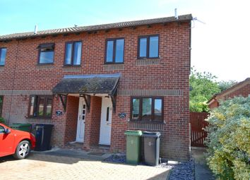 Thumbnail 2 bed end terrace house to rent in Admirals Way, Hethersett