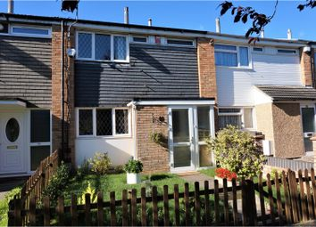 Thumbnail 3 bed terraced house for sale in Thrales Close, Luton